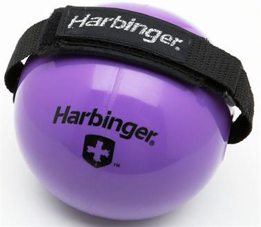 Harbinger 8 lb. Rubber Fitness Ball with Strap